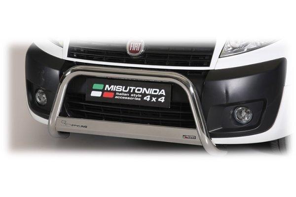 Cevna zaščita odbijača Misutonida - Fiat Scudo 07-