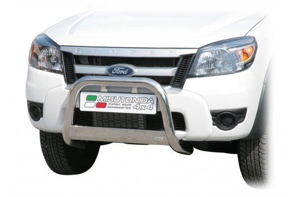 Cevna zaščita odbijača Misutonida - Ford Ranger 09-11 (63mm)