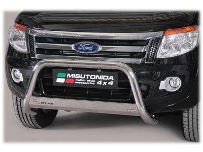 Cevna zaščita odbijača Misutonida - Ford Ranger 12- (63mm)