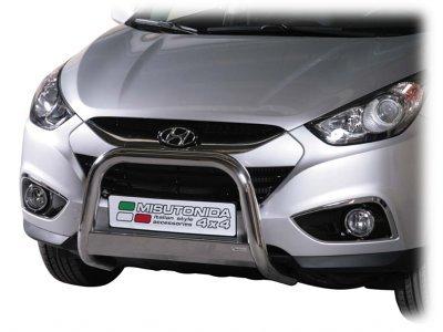 Cevna zaščita odbijača Misutonida - Hyundai ix35 10- (63mm)