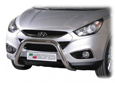 Cevna zaščita odbijača Misutonida - Hyundai ix35 10- (76mm)