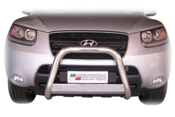 Cevna zaščita odbijača Misutonida - Hyundai Santa Fe 06-10 (63mm)