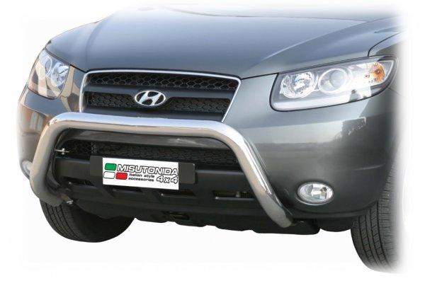 Cevna zaščita odbijača Misutonida - Hyundai Santa Fe 06-10 (76mm)