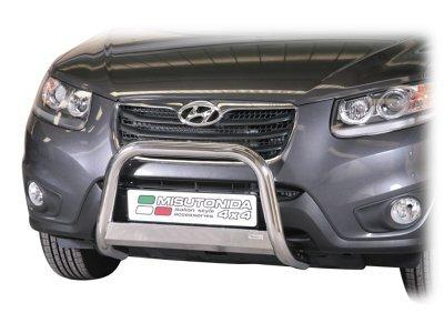 Cevna zaščita odbijača Misutonida - Hyundai Santa Fe 10-12 (63mm)