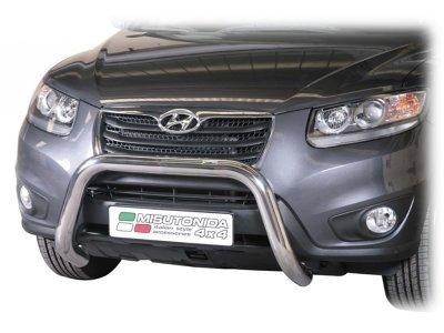 Cevna zaščita odbijača Misutonida - Hyundai Santa Fe 10-12 (76mm)