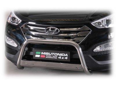 Cevna zaščita odbijača Misutonida - Hyundai Santa Fe 12- (63mm)