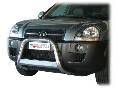 Cevna zaščita odbijača Misutonida - Hyundai Tucson 04-14 (63mm)