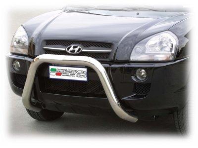 Cevna zaščita odbijača Misutonida - Hyundai Tucson 04-14 (76mm)