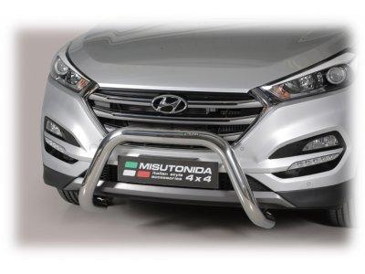 Cevna zaščita odbijača Misutonida - Hyundai Tucson 15- (76mm)