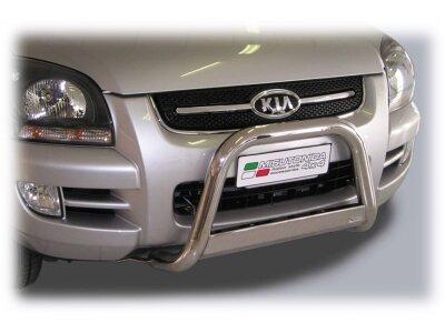 Cevna zaščita odbijača Misutonida - Kia Sportage 04-08 (63mm)