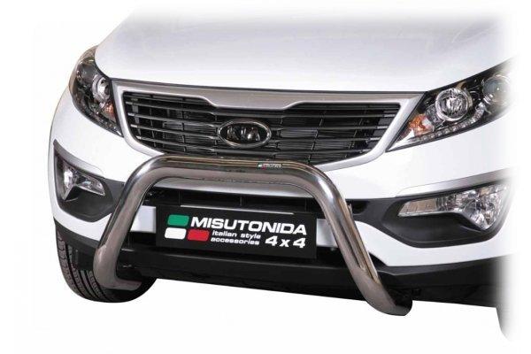 Cevna zaščita odbijača Misutonida - Kia Sportage 10-15 (76mm)