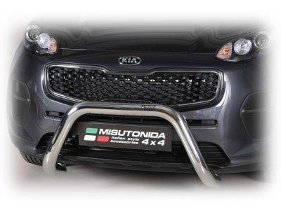 Cevna zaščita odbijača Misutonida - Kia Sportage 16- (76mm)