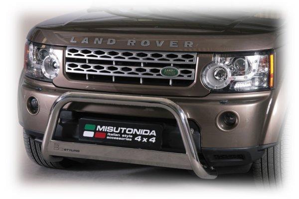 Cevna zaščita odbijača Misutonida - Land Rover Discovery 4 09-16 (63mm)