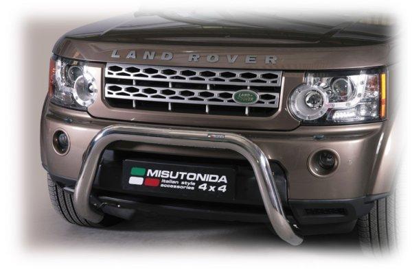 Cevna zaščita odbijača Misutonida - Land Rover Discovery 4 09-16 (76mm)