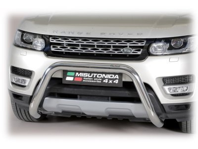 Cevna zaščita odbijača Misutonida - Land Rover Range Rover Sport 14- (76mm)