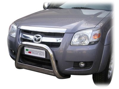 Cevna zaščita odbijača Misutonida - Mazda BT-50 07-09 (63mm)