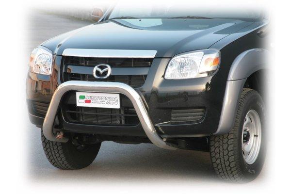 Cevna zaščita odbijača Misutonida - Mazda BT-50 07-09 (76mm)