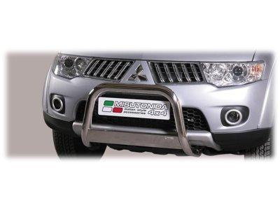 Cevna zaščita odbijača Misutonida - Mitsubishi L200 10-15 (63mm)