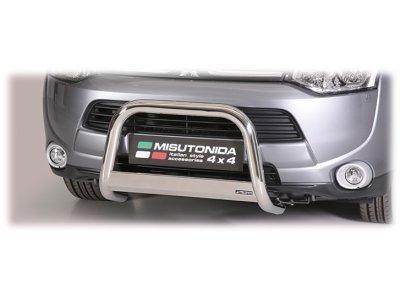 Cevna zaščita odbijača Misutonida - Mitsubishi Outlander 12-15 (63mm)