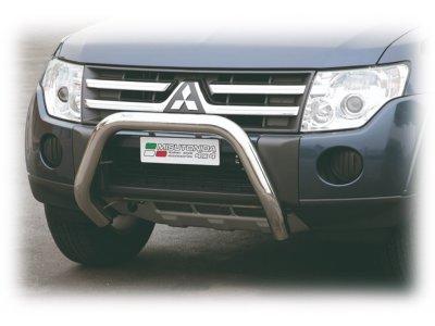 Cevna zaščita odbijača Misutonida - Mitsubishi Pajero 07-15 (76mm)