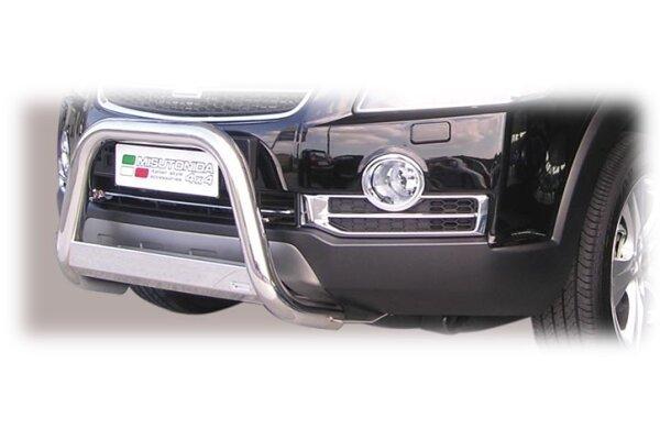 Cevna zaštita branika Misutonida - Chevrolet Captiva 06-10 (63mm)
