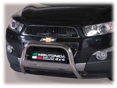 Cevna zaštita branika Misutonida - Chevrolet Captiva 11- (63mm)