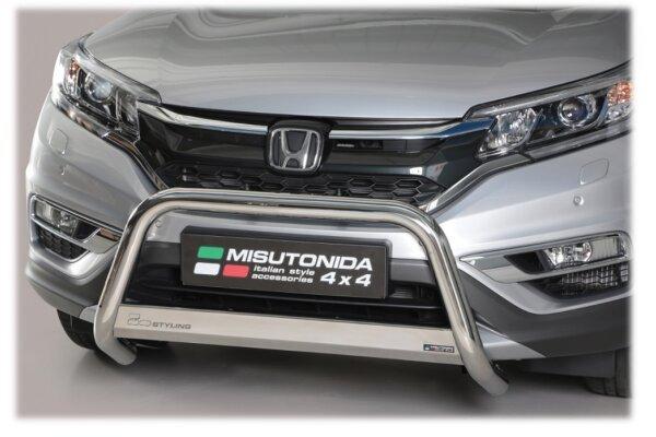 Cevna zaštita branika Misutonida - Honda CRV 16- (63mm)