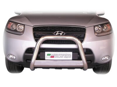 Cevna zaštita branika Misutonida - Hyundai Santa Fe 06-10 (63mm)