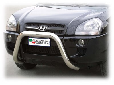 Cevna zaštita branika Misutonida - Hyundai Tucson 04-14 (76mm)