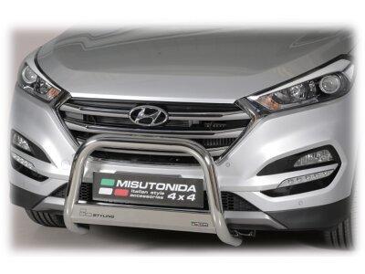 Cevna zaštita branika Misutonida - Hyundai Tucson 15- (63mm)