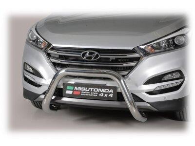 Cevna zaštita branika Misutonida - Hyundai Tucson 15- (76mm)