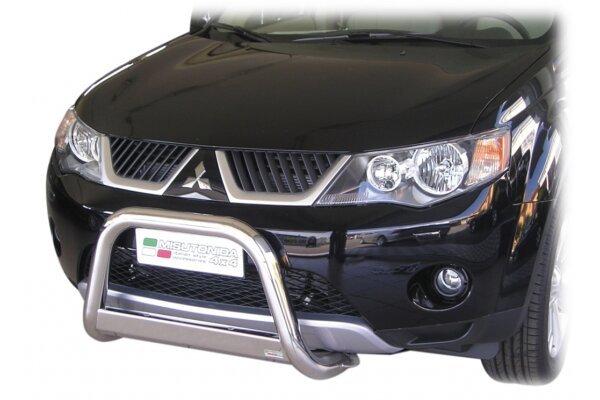 Cevna zaštita branika Misutonida - Mitsubishi Outlander 07-09 (63mm)