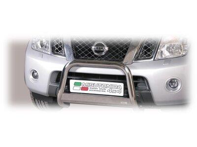 Cevna zaštita branika Misutonida - Nissan Navara 10- (63mm)