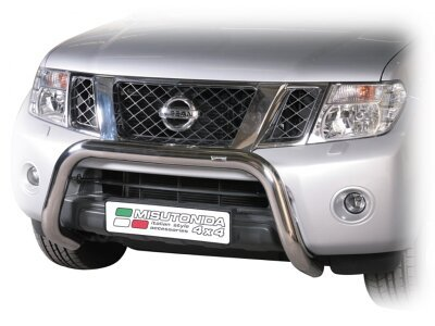 Cevna zaštita branika Misutonida - Nissan Navara 10- (76mm)
