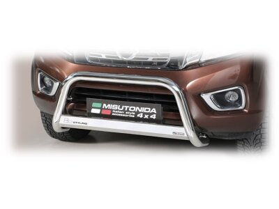 Cevna zaštita branika Misutonida - Nissan Navara NP300 16- (63mm)