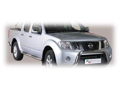 Cevna zaštita branika Misutonida - Nissan Navara V6 10- (76mm)