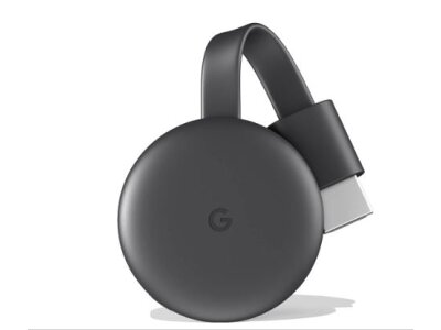 Chromecast 3, Full HD, HDMI, siva