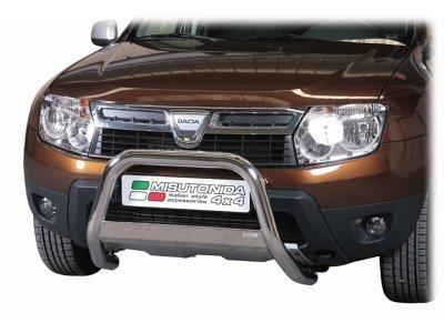 Cijevna zaštita Branika Dacia Duster  10-
