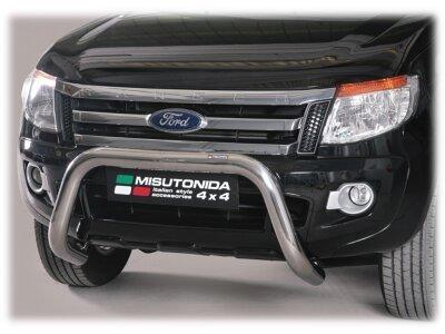 Cijevna zaštita Branika Misutonida - Ford Ranger 12- (76mm)