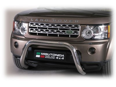 Cijevna zaštita Branika Misutonida - Land Rover Discovery 4 09-16 (76mm)