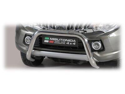 Cijevna zaštita Branika Misutonida - Mitsubishi L200 15- (76mm)