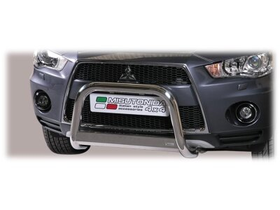 Cijevna zaštita Branika Misutonida - Mitsubishi Outlander 10-12 (63mm)