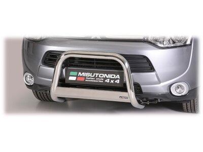 Cijevna zaštita Branika Misutonida - Mitsubishi Outlander 12-15 (63mm)