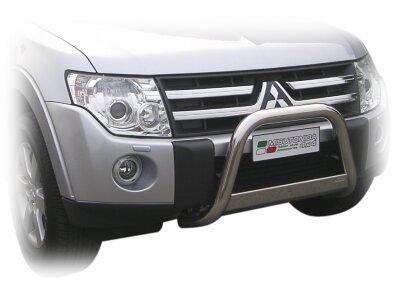 Cijevna zaštita Branika Misutonida - Mitsubishi Pajero 07-15 (63mm)