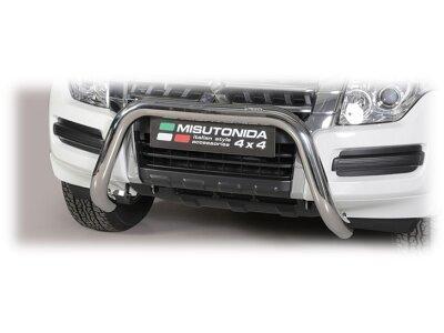 Cijevna zaštita Branika Misutonida - Mitsubishi Pajero 15- (76mm)