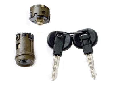 Cilindar prtljažnog amortizera Citroen Xantia 93-01 (+ključevi)