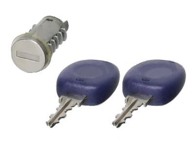 Cilinder prtljažnega prostora Fiat Marea 96-02 + ključi