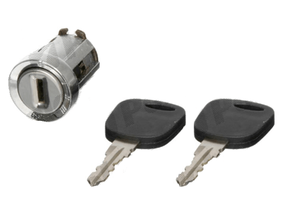 Cilinder volanskega droga Ford Fiesta 02-05, + ključi