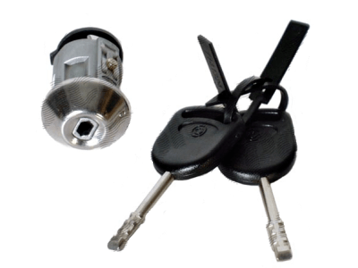 Cilinder volanskega droga Ford Transit 95-00, + ključevi