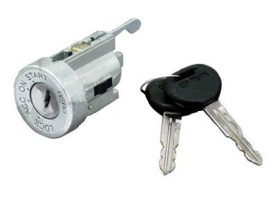Cilinder volanskega droga Mitsubishi Pajero 94-00 + ključi